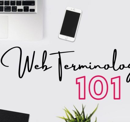 How to Talk to Your Web Designer: Website Terminology 101