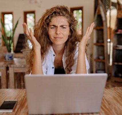 Where Websites Go Wrong